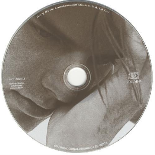 """Ricky Martin Volveras CD single (CD5 / 5"""") Mexican RKMC5VO169893"""
