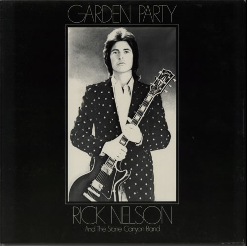 Ricky Nelson Garden Party vinyl LP album (LP record) UK R-NLPGA304117