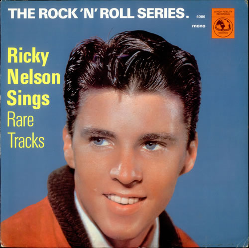 Ricky Nelson Sings Rare Tracks Us Vinyl Lp Album Lp Record 535365