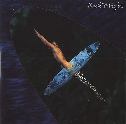 "Rick Wright Runaway CD single (CD5 / 5"") UK RWRC5RU80497"
