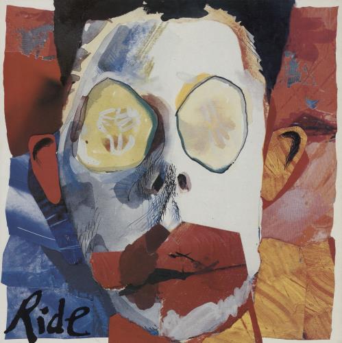 Ride Going Blank Again - EX 2-LP vinyl record set (Double Album) UK RID2LGO547867