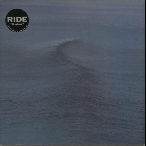 Ride Nowhere - stickered p/s - EX vinyl LP album (LP record) UK RIDLPNO606623