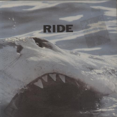 "Ride Today Forever - EX 12"" vinyl single (12 inch record / Maxi-single) UK RID12TO187180"