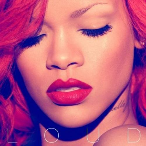 Rihanna LOUD 2-disc CD/DVD set UK RH12DLO522864