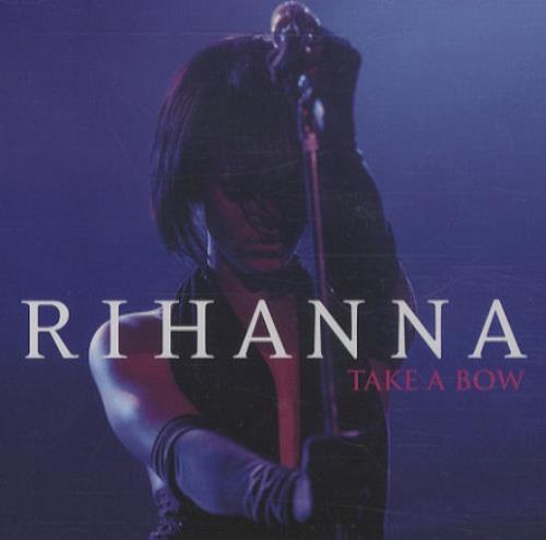 "Rihanna Take A Bow CD single (CD5 / 5"") US RH1C5TA434069"