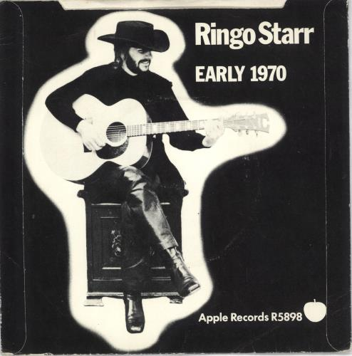 "Ringo Starr It Don't Come Easy - 1st - Solid - p/s - EX 7"" vinyl single (7 inch record) UK RIN07IT592328"