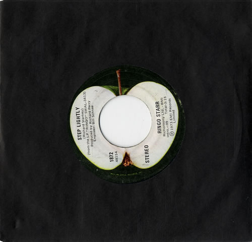 "Ringo Starr Oh My My 7"" vinyl single (7 inch record) US RIN07OH241310"