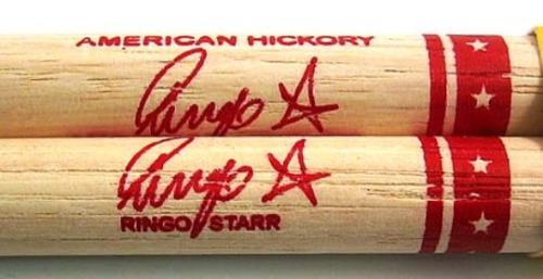 Ringo Starr Pro Mark Millennium II Drum Sticks Memorabilia US RINMMPR399121