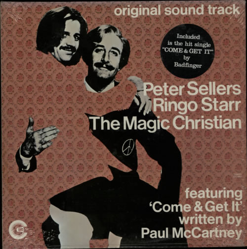 Ringo Starr The Magic Christian - Soundtrack - Sealed vinyl LP album (LP record) US RINLPTH286492