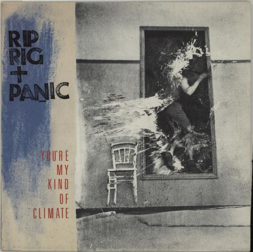 Image result for Rip Rig + Panic You're My Kind Of Climate eil com