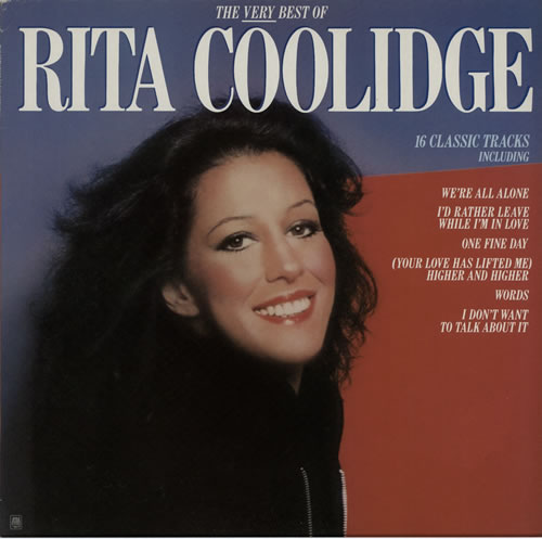 Rita Coolidge The Very Best Of Rita Coolidge vinyl LP album (LP record) UK RTCLPTH245441