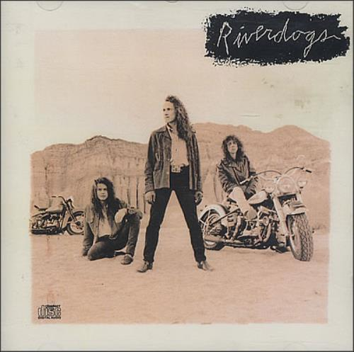 Riverdogs Riverdogs CD album (CDLP) US RE_CDRI376447