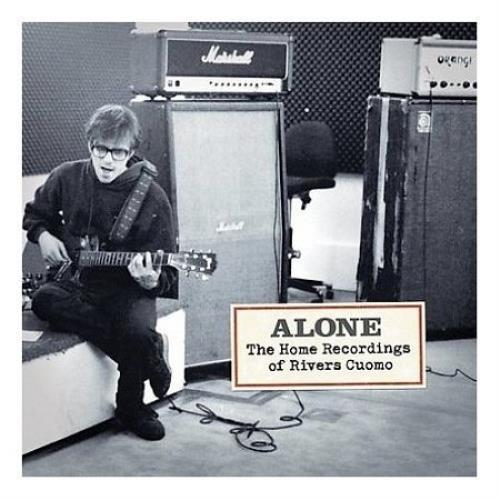 Rivers Cuomo Alone - The Home Recordings Of Rivers Cuomo CD album (CDLP) UK RIUCDAL426614