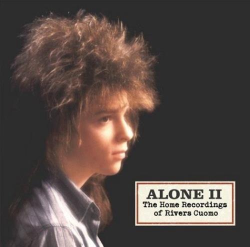 Rivers Cuomo Alone II - The Home Recordings CD album (CDLP) UK RIUCDAL454064
