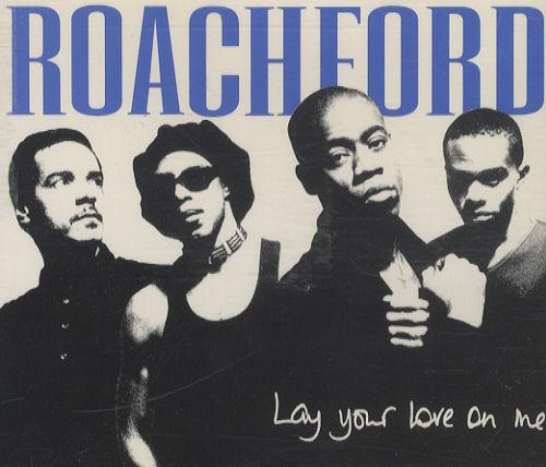 "Roachford Lay Your Love On Me CD single (CD5 / 5"") UK ROAC5LA99853"