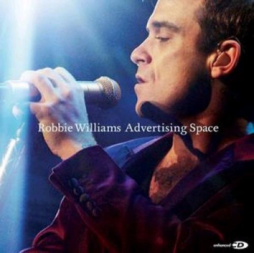 Robbie Williams Advertising Space 2-CD single set (Double CD single) UK RWI2SAD344209