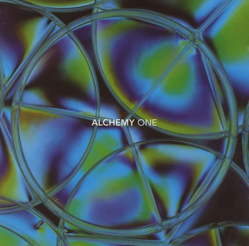 Robbie Williams Alchemy One CD album (CDLP) UK RWICDAL242347