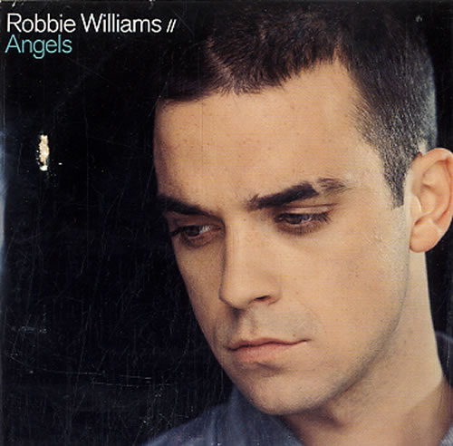 "Robbie Williams Angels CD single (CD5 / 5"") Dutch RWIC5AN208471"