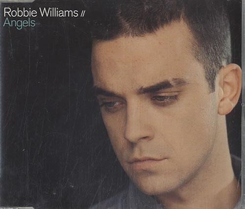 "Robbie Williams Angels CD single (CD5 / 5"") Dutch RWIC5AN626390"
