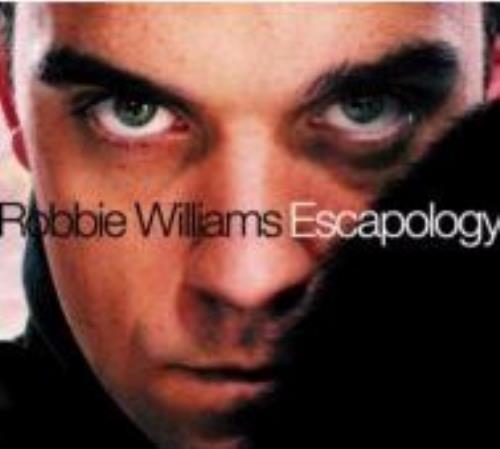 Robbie Williams Escapology CD album (CDLP) Japanese RWICDES230489