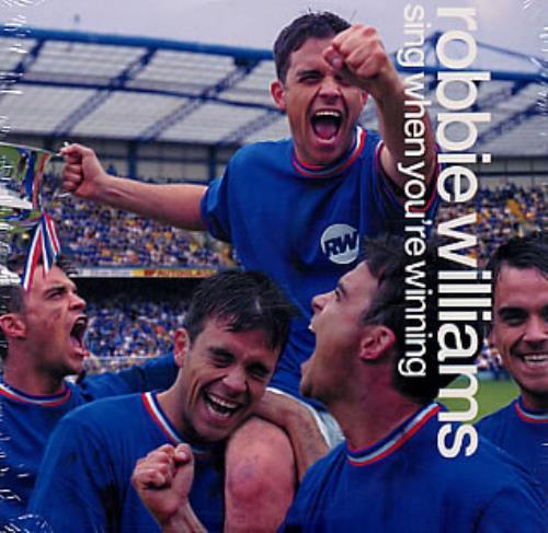 "Robbie Williams Eternity CD single (CD5 / 5"") French RWIC5ET203756"