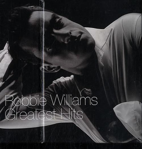 Robbie Williams Greatest Hits CD Album Box Set UK RWIDXGR312708