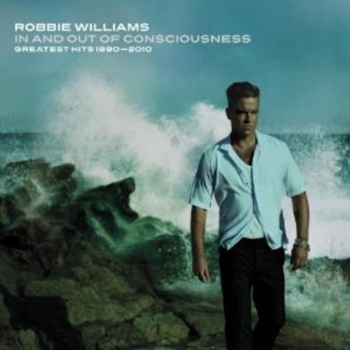 Robbie Williams In And Out Of Consciousness: The Greatest Hits 1990-2010 2 CD album set (Double CD) Japanese RWI2CIN520059