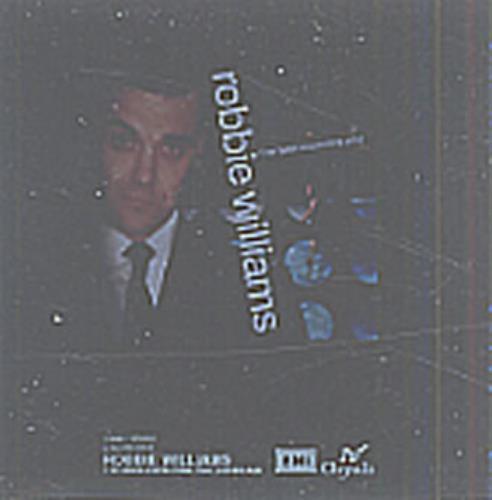 Robbie Williams I've Been Expecting You memorabilia UK RWIMMIV331419