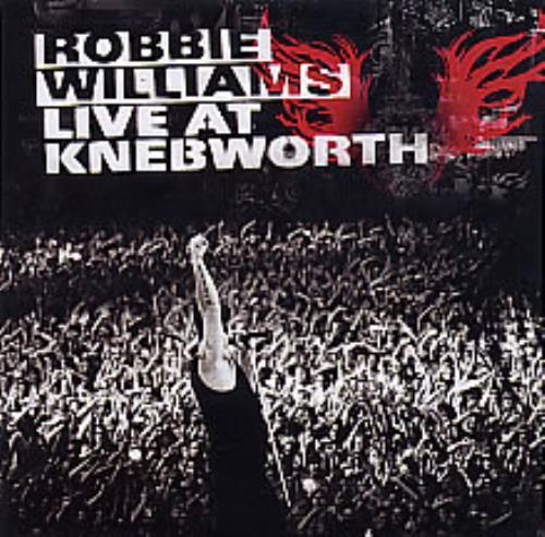 Robbie Williams Live At Knebworth CD album (CDLP) UK RWICDLI263037