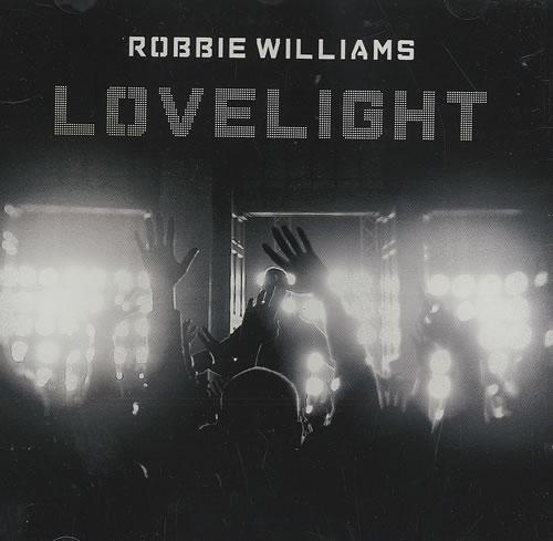 Robbie Williams Lovelight 2-CD single set (Double CD single) UK RWI2SLO379416