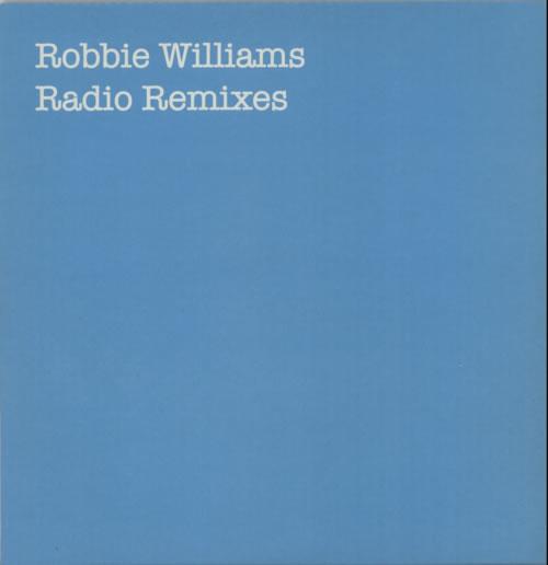 "Robbie Williams Radio 12"" vinyl single (12 inch record / Maxi-single) UK RWI12RA310624"
