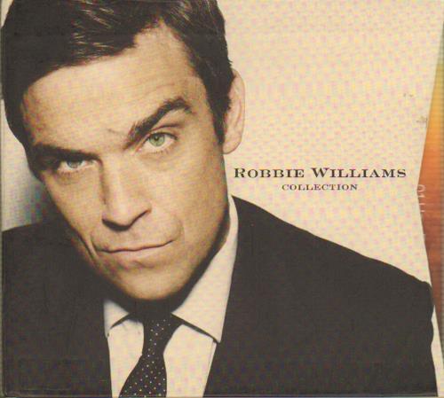 Robbie Williams Robbie Williams Collection CD Album Box Set Italian RWIDXRO648628