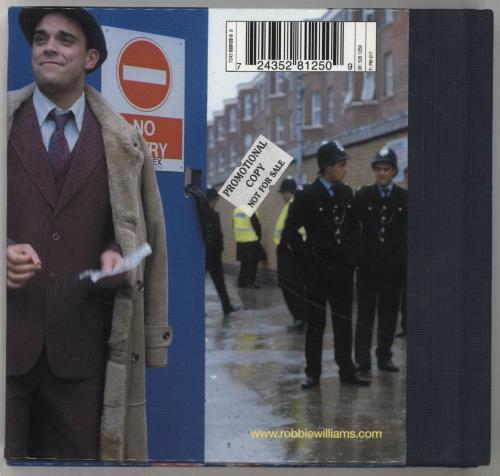 Robbie Williams Sing When You're Winning CD album (CDLP) UK RWICDSI700507