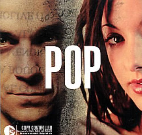Robbie Williams Something Beautiful on Pop CD album (CDLP) Mexican RWICDSO262858