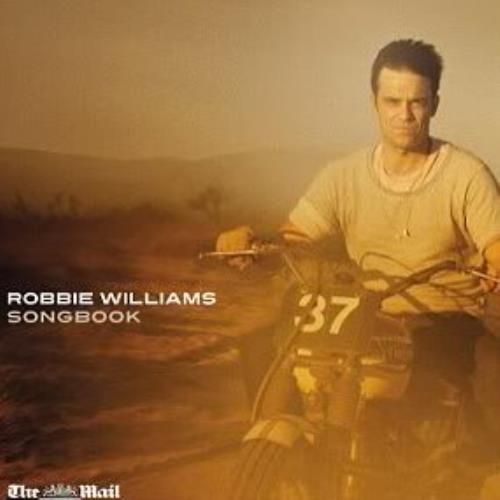 Robbie Williams Songbook CD album (CDLP) UK RWICDSO488327