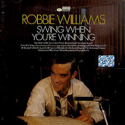 Robbie Williams Swing When You Re Winning Colombian Cd