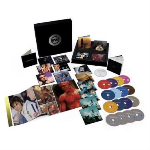 Robbie Williams The Definitive Collector's Edition - Sealed box set UK RWIBXTH525341