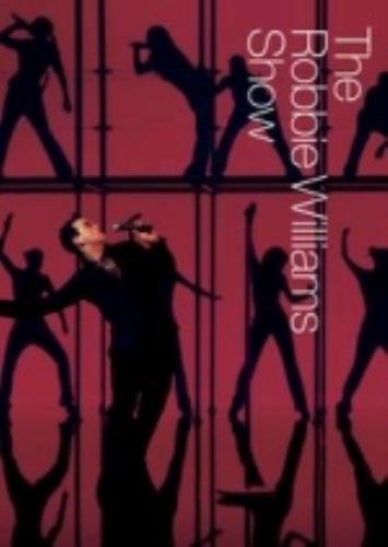 Robbie Williams The Robbie Williams Show DVD UK RWIDDTH236045