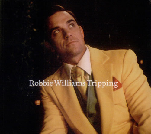 "Robbie Williams Tripping CD single (CD5 / 5"") UK RWIC5TR536802"