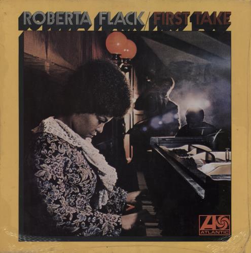 Roberta Flack First Take vinyl LP album (LP record) UK RFKLPFI578866