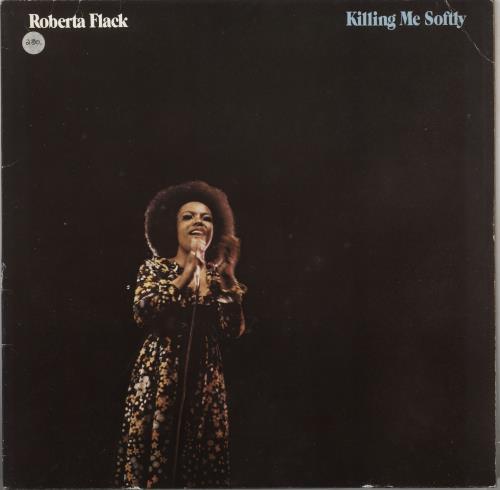Roberta Flack Killing Me Softly vinyl LP album (LP record) German RFKLPKI495041