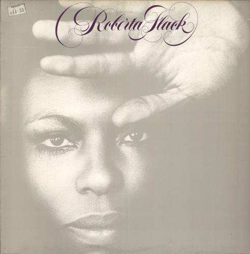 The Very Best Of Roberta Flack Roberta Flack: Roberta Flack Roberta Flack UK Vinyl LP Album (LP Record