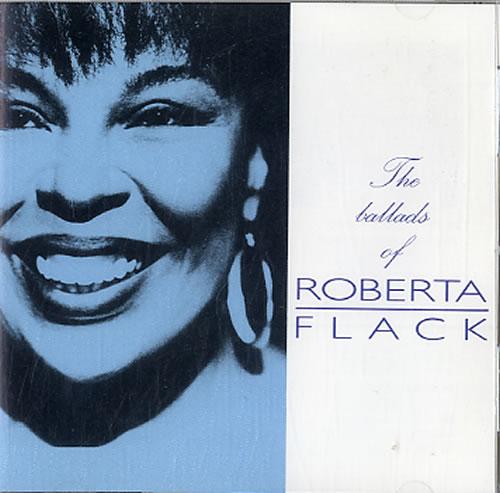 Roberta Flack The Ballads Of CD album (CDLP) Japanese RFKCDTH620574
