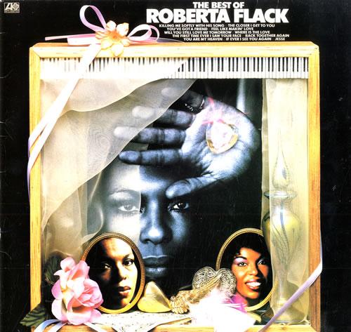 Roberta Flack The Best Of Roberta Flack vinyl LP album (LP record) UK RFKLPTH551774