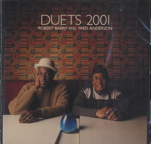 Robert Barry Duets 2001 CD album (CDLP) US R7HCDDU583484