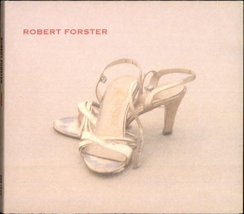 Robert Forster Drop CD album (CDLP) UK OBECDDR499959