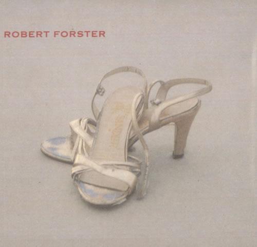 "Robert Forster Drop CD single (CD5 / 5"") UK OBEC5DR520181"