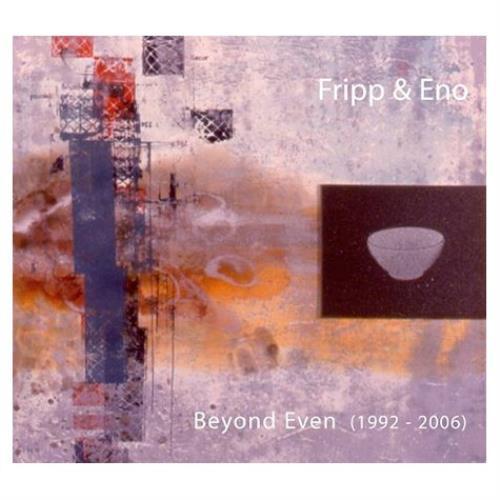 Robert Fripp Beyond Even 2 CD album set (Double CD) UK RFR2CBE416359