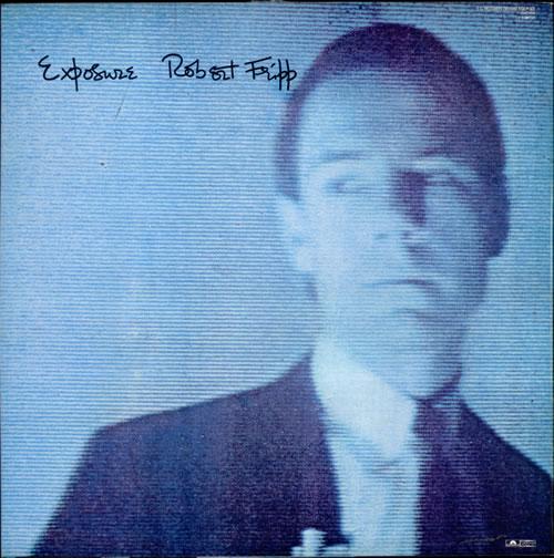 Robert Fripp Exposure Uk Vinyl Lp Album Lp Record 245569