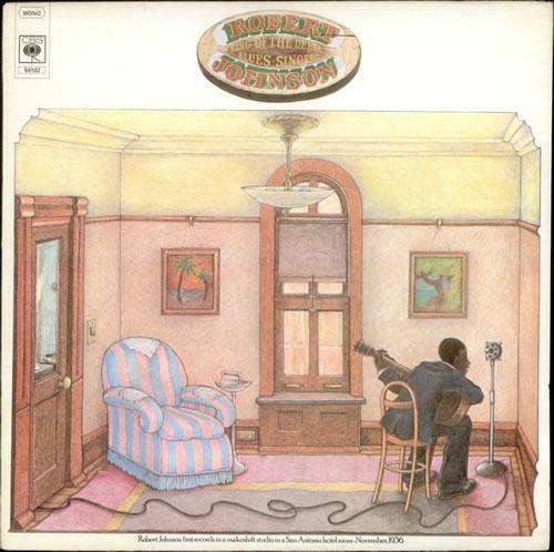 Robert Johnson (30s) King Of The Delta Blues Singers, Volume II vinyl LP album (LP record) UK RJ2LPKI516303